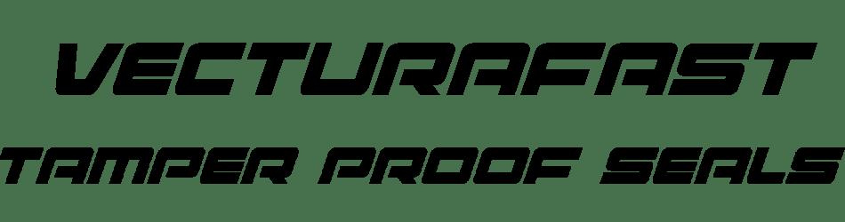 VECTURAFAST tamper proof seals